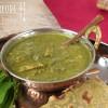 Bärlauch Paneer - Indisch - vegetarisch