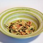 Bärlauch Frittaten Suppe - vegetarisch