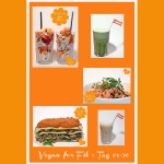 Start: Vegan for Fit -30 Tage Challenge - Tag 01