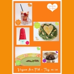 Vegan for Fit -30 Tage Challenge - Tag 10 - Vegan Wednesday #55