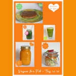 Vegan for Fit -30 Tage Challenge - Tag 13