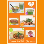 Vegan for Fit -30 Tage Challenge - Tag 02