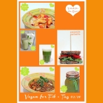 Vegan for Fit -30 Tage Challenge - Tag 03 - Vegan Wednesday #54
