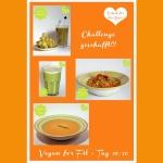Vegan for Fit -30 Tage Challenge - Tag 30  - Challenge geschafft