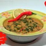Indische Linsen mit Mangold - Mangold Kokos Dhal