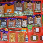 Indien Food-Haul (aus England) - indisches Lebensmittel Powershopping