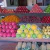 Thailand Obst bzw Früchte