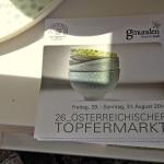 26. Österreichischer Töpfermarkt Gmunden