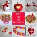 Valentinstag Sammlung - Rezepte - DIY - Deko