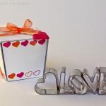 Valentinstag DIY: Pfeil Verpackung