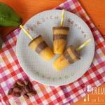 Popsicle - Pfirsich & Schoko-Avocado