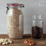 Basis Müsli mit Superfoods selbermachen