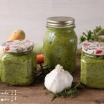 Gewürzpaste für Gemüsebrühe - Suppen Grundstock selbermachen