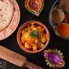 Aloo Gobi - indisches Kartoffel Karfiol (Blumenkohl) Curry