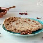 Indische Chapati ... es wird weiter geübt