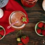 Erdbeer Switchel