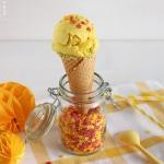 Golden Milk Kurkuma Eis Rezept vom #Synchroneis machen