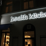 Lokal: My health Kitchen - vegan essen in Wien