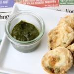 Hari Chutney - indische grüne Kräutersauce