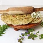 Chapati Ausrollbrett & Ausroller