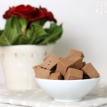 Kokos Vanille Cashew Trüffel zuckerfrei