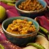 Indische Zitronen Ingwer Chili Pickles