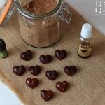 Zahnfreundliche Bonbons: Schoko Vanille Xylit Zuckerl