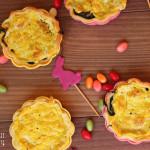 Bärlauch Quiche – vegetarisch