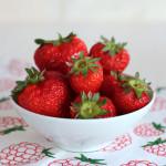 Erdbeer Molke bzw Fruchtsaft Molke – vegetarisch
