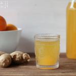 Ingwer Orangen Limonade