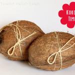 Kokos-Eis 1 – vegetarisch