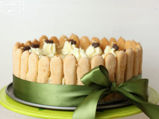 Malakoff Torte - Freude am Kochen