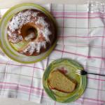 Schokolade Mandel Guglhupf mit Weichseln – vegetarisch