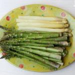Einfacher Spargel Salat