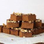 Süßkartoffel Brownies ohne Nix – glutenfrei, zuckerfrei, vegan