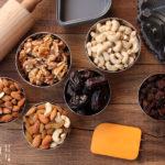 Marzipan Lebkuchen – vegetarisch