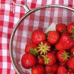Erdbeer Bananen Eis – vegetarisch