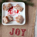 Lebkuchen mit Zuckerguß  – beegan