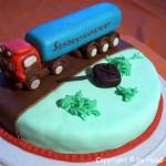 LKW (ferngesteuert) Torte