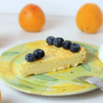 Marillen  Topfen Kuchen – vegetarisch