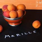 Marillen Granatapfel Aperitif