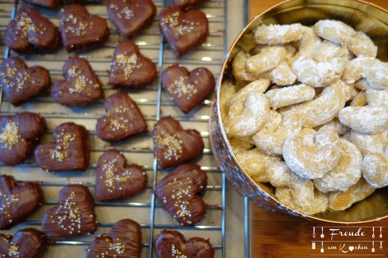 Marillenherzen - Freude am Kochen