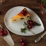 Marillen (Aprikosen)  Topfen Kuchen – vegetarisch