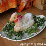 Osterschaferl (Lämmchen) Biskuitteig – vegetarisch
