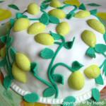 Zitronen Guglhupf – Vegetarisch