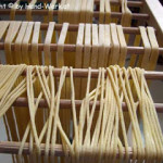 Spaghetti selbstgemacht aus Hartweizengrieß