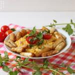 Wirsing Gorgonzola Risotto – vegetarisch
