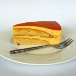 Mango Joghurt Biskuit Torte – vegetarisch