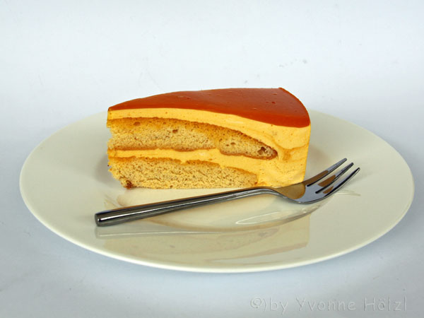 Mango Joghurt Biskuit Torte Vegetarisch Freude Am Kochen