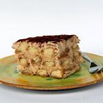 Bananen Tiramisu – vegetarisch